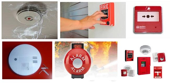 Comprar alarma contra incendios