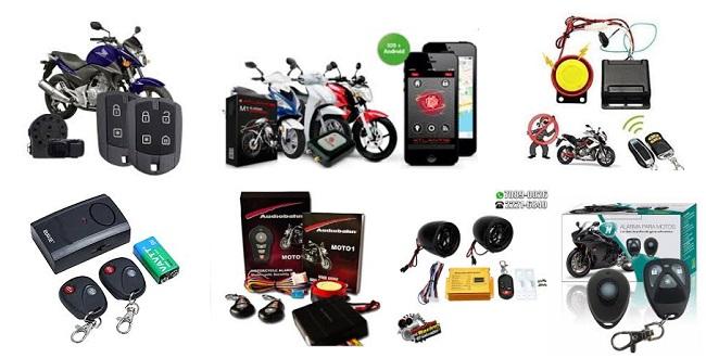 Comprar alarma de moto