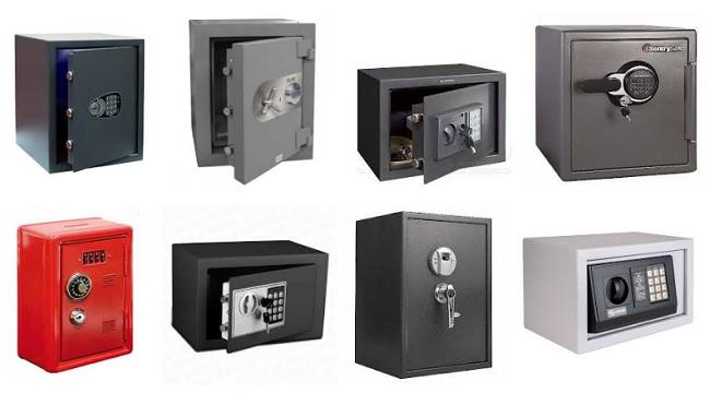 Comprar caja fuerte seguridad